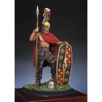 Figurine - Chef sénon en 300 av. J.-C. - SG-F014