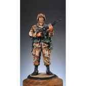 figurine fantassin e u guerre du golfe en 1991 sg f011