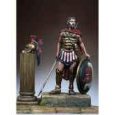 figurine hoplite athenes en 460 av j c sg f071