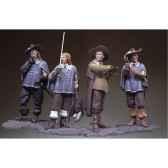 figurine d artagnan sg f073