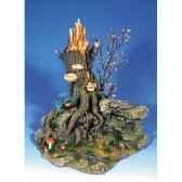 figurine paysage avec cedre as 005