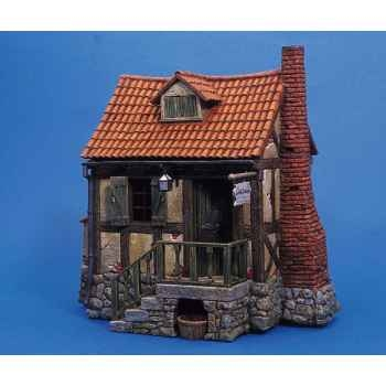 Figurine - Maison de campagne - AS-007