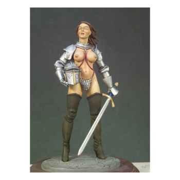 Figurine - Kit à peindre Guerrière - G-006
