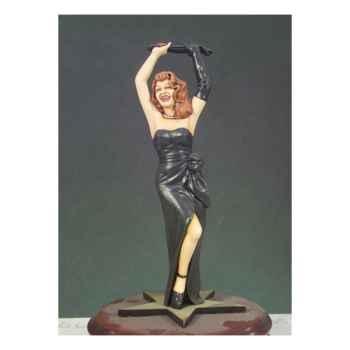 Figurine - Kit à peindre Gilda - G-016