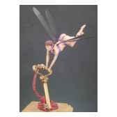 figurine kit a peindre cloche g 021