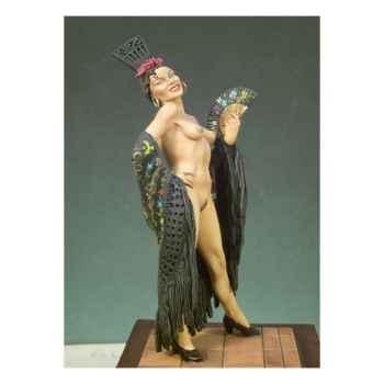 Figurine - Kit à peindre Belle Espagnole - G-023