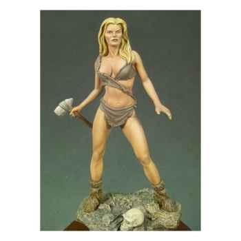 Figurine - Kit à peindre Fille Jurassique   - G-036