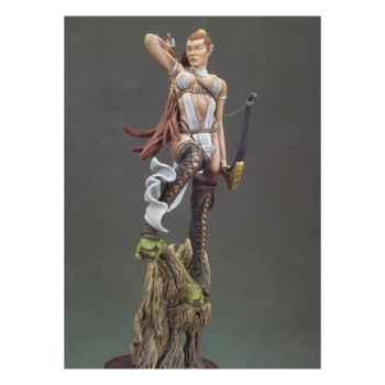 Figurine - Kit à peindre Archer elfe - G-039