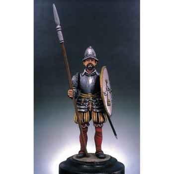 Figurine - Kit à peindre Piquier d'infanterie - S2-F4