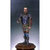 figurine kit a peindre charles quint portant une armure de romain s2 f5