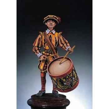 Figurine - Kit à peindre Tambour - S2-F6