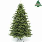 x mas tree delux sherwood spruce h365d221 green tips 6520 edelman 389091