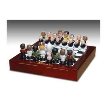 Jeu d\'échec - Political Chess - Echiquier politique 2005 - Ver. 1.0 - PC01