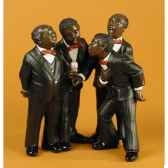 figurine jazz le quartet 3185