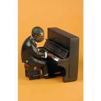 Figurine Jazz  Le pianiste - 3174