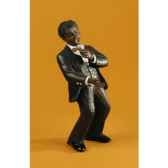 figurine jazz le chanteur 3184