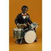 figurine jazz le batteur 3179