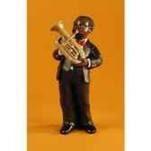 figurine jazz le baryton 3168