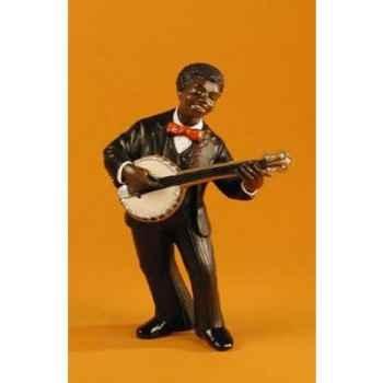 Figurine Jazz  Le banjo - 3172