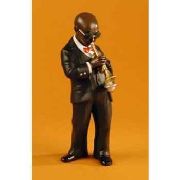 Figurine Jazz  Le 2ème trompettiste - 3162