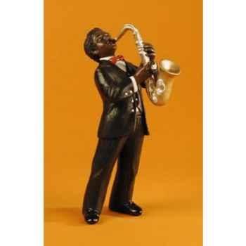 Figurine Jazz  Le 2ème saxophoniste - 3166