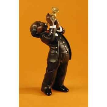 Figurine Jazz  Le 1er trompettiste  - 3161
