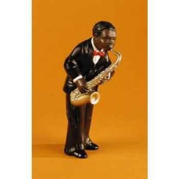 Figurine Jazz  Le 1er saxophoniste - 3165