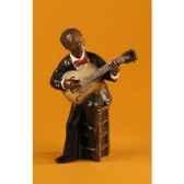 figurine jazz le 1er guitariste 3170