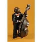 figurine jazz la contrebasse 3173