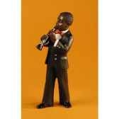 figurine jazz la clarinette 3167