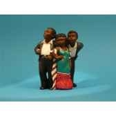 figurine jazz les choristes 3314