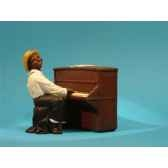 figurine jazz le pianiste 3301