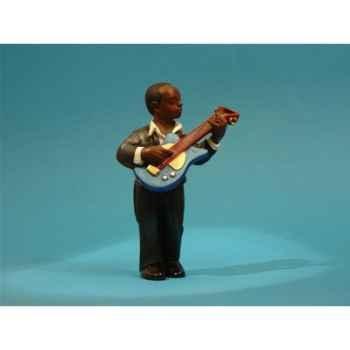 Figurine Jazz  Le guitariste - 3311