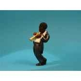 figurine jazz le 2eme trompettiste 3305