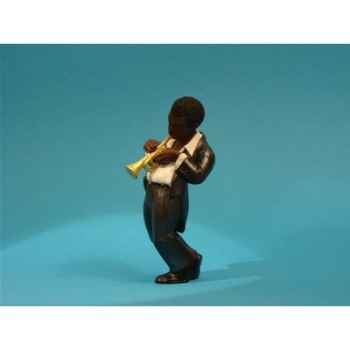 Figurine Jazz  Le 2ème trompettiste  - 3305