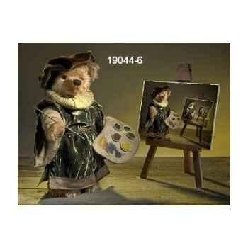 Rembrandt l'artiste dans son atelier, le 400e anniversaire Hermann-Spielwaren -19044-6