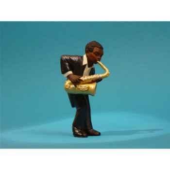 Figurine Jazz  Le 2ème saxophoniste - 3307