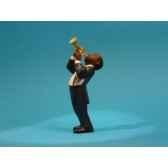 figurine jazz le 1er trompettiste 3304