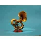 figurine jazz tuba 3206