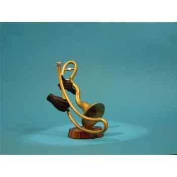 Figurine Jazz  Trombone - 3202