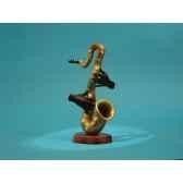 figurine jazz saxophone 3201