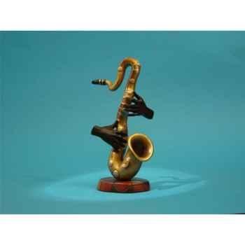 Figurine Jazz  Saxophone - 3201