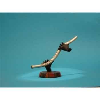 Figurine Jazz  Flute - 3205