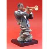 figurine just jazz trumpet wu71864