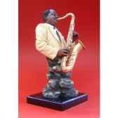 figurine just jazz sax wu71865