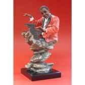 figurine just jazz piano wu71868