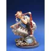 figurine metier par profisti le garagiste pro06