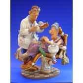 figurine metier par profisti le dentiste pro01