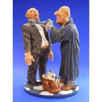 Figurine métier par Profisti -  L\'avocat - PRO03