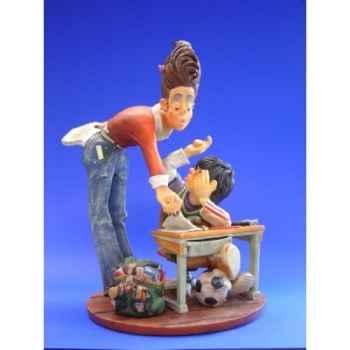Figurine métier par Profisti -  La maîtresse - PRO02